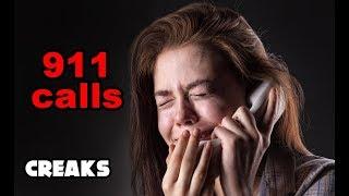 3 DISTURBING 911 Calls | Real Scary 911 calls