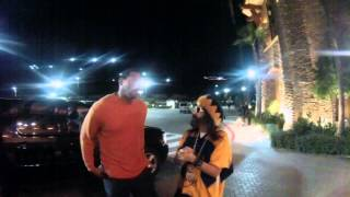 LAKERS HAPPENING @ SAN MANUEL CASINO WITH ROBERT HORRY