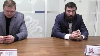 МЛК «JASTAR» Пресс-конференция по итогам двух матчей МХК Актобе МХК Горняк