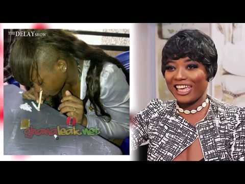 """""""Sleeping With Wizkid"""" Ghanaian Singer Efya Opens up, Talks about Wizkid Dating Her Sister (PHOTOS/VIDEO)"""