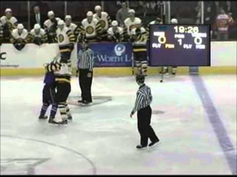 Tyler Barr vs. Aaron Boogaard