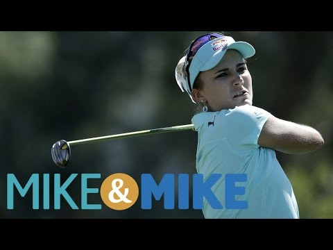 Mike Golic Outraged Over Lexi Thompson Penalty Call | Mike & Mike | ESPN Screenshot 1