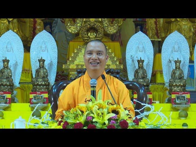 Tâm Hiếu Là Tâm Phật. Hạnh Hiếu Là Hạnh Phật - Đ Đ Thích Đạo Thịnh KTMH Chùa Khai Nguyên