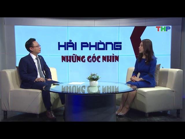 Ông Bùi Xuân Tiến TGĐ HPM tọa đàm về vai trò của kinh tế tư nhân trong Nghị quyết 10 của Đảng