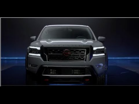 Nissan begins production of all-new 2022 Frontier