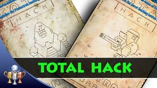 Fallout 4 Total Hack Comic Book Magazine Locations (3 Issues)