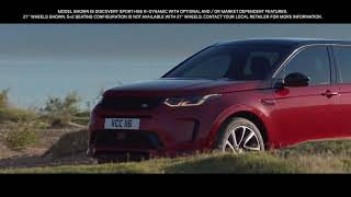 New Land Rover Discovery Sport – Activity Key