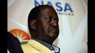 Penalties Raila could face if he is sworn in on  December 12
