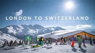 My first VLOG - Switzerland