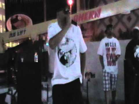 Phatt Katt Records Las Vegas 2011  No Ceo IMOB part 1