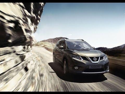 Interior y Exterior Nuevo Nissan X-trail 2014 HD / New Nissan X-trail 2014