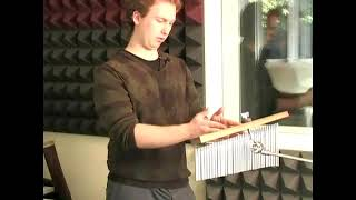 How to Play the Wind Chimes