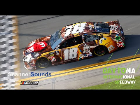 Scanner: Kyle Busch comes up short at Daytona