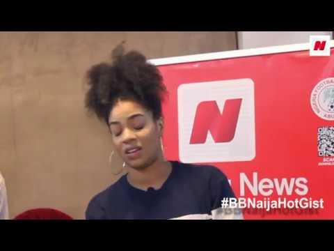 BBNaija: Venita speaks on Tacha having body odour as claimed by Mike