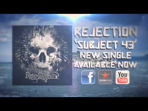 Rejection - Subject 43 ( Lyric Video )