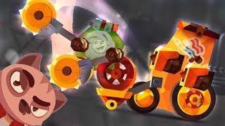 КТО КОГО? ► CATS: Crash Arena Turbo Stars  49 
