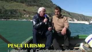 preview picture of video 'PESCA TURISMO A CASTELLAMMARE DEL GOLFO.'