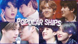 Most Popular Kpop Ship