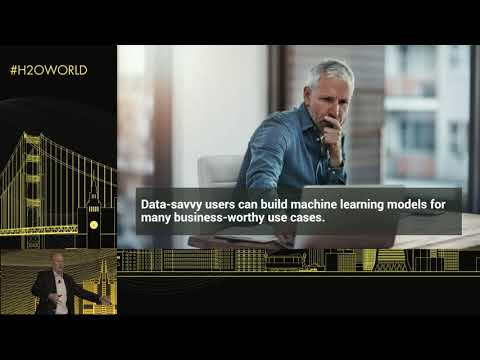 Keynote by Mike Gualtieri, Forrester Research - Making AI Happen Without Getting Fired - H2O World