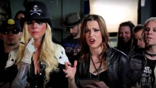 Throwback Thursday Remember when we were in a commercial for the 2013 Golden Gods Awards