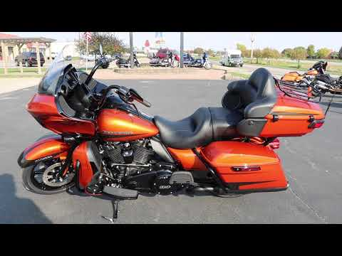 2020 Harley-Davidson Road Glide® Limited in Carroll, Iowa - Video 1