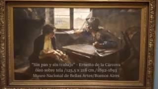 Ernesto de la Cárcova SIN PAN Y SIN TRABAJO