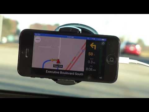 Review: CoPilot GPS For iPhone and iPad