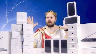 iPhone от бога