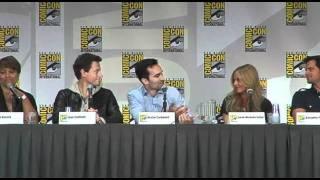 Сара Мишель Геллар, Comic-Con 2011: Videos 2