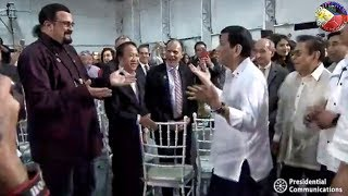 TALUMPATI Ni PANGULONG DUTERTE SA LAUNCH UNVEILING OF THE GUANGZHOU AUTOMOBILE GROUP MOTOR BRAND