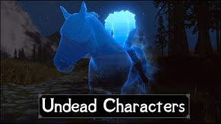 Skyrim: Top 5 Undead Characters and Their Dark Stories in The Elder Scrolls 5: Skyrim