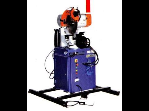 JE-375 Automatic Pipe Cutting Machine