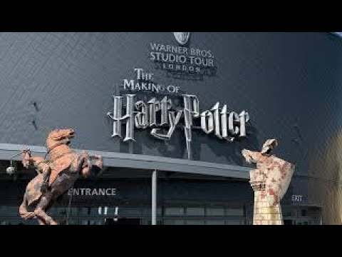 HIGHLIGHT: Warner Bros Studio Tour The Making of Harry Potter Studio