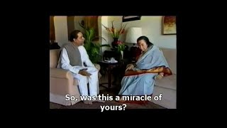 Interview with Shri Mataji by Yogi Mahajan thumbnail