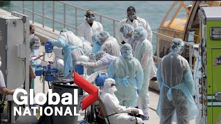 Global National: April 1, 2020 | Historic measures for Canadians at home due to coronavirus