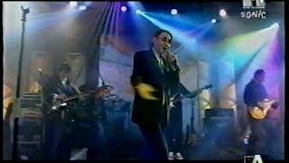 Franco Battiato - AUTO DA FE' live @ MTV Sonic 1998 2/3