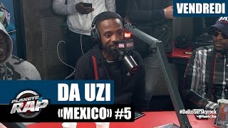 "Planète Rap   DA Uzi ""Mexico"" #Vendredi"