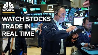 Watch stocks trade in real time – 06/17/2019