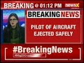 MIG 29K Aircraft Crashed: Aircraft Crashes Off Goa During Training Pilot Safe |Newsx - Video
