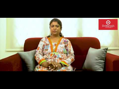 Multiple Sclerosis Treatment Review about Dr.Manojs Homeopathy by Mrs.Dimple