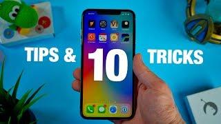 10 OVERLOOKED iPhone Tips & Tricks!