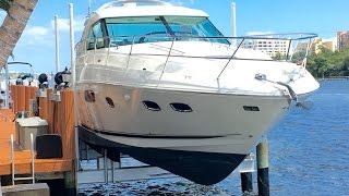 FOR SALE: 2010 45' Sea Ray Sundance 450