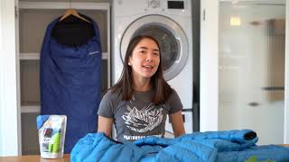 How to Wash Your Down Jacket or Down Sleeping Bag