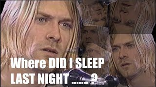 Kurt Cobain Being Relatable For 2 Minutes