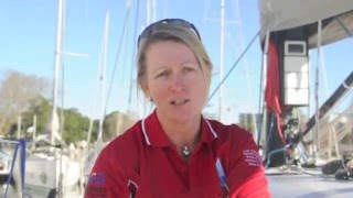 Sailors with disABILITES volunteer story, Sharon Angel