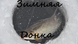 Самолов для зимней рыбалки своими руками