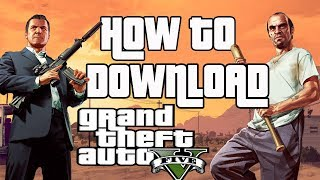How To Download GTA V (PC) | Full Game | Direct Download Link [Hindi/Urdu]