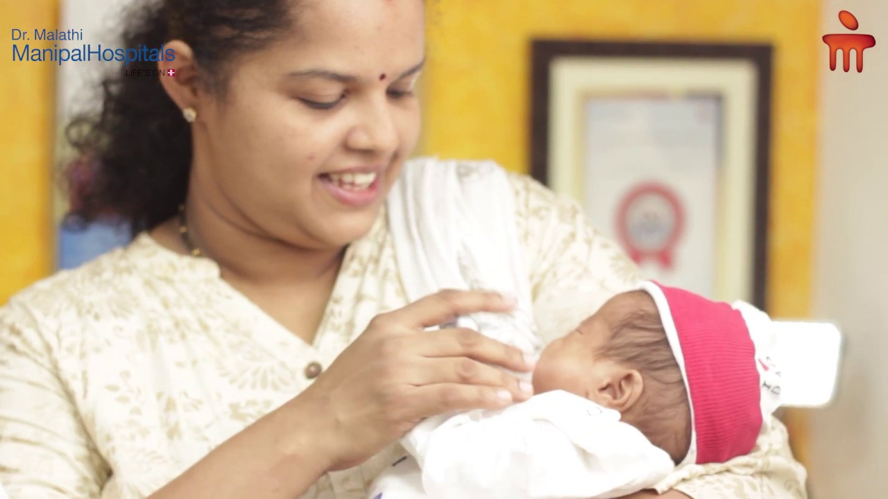 Mrs. Anitha Shree   Premature Delivery of Twins   Manipal Hospitals India