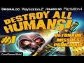 Destroy All Humans ps2 No Ps4 Detonado 1