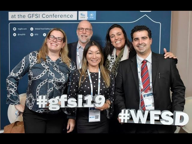 Happy #WorldFoodSafetyDay from the GFSI Community